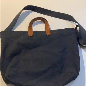 Blue Madewell Tote